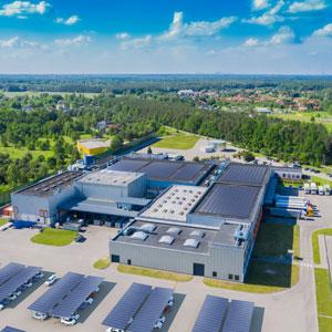 太陽光発電プラント建設事業