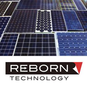 太陽電池リユース事業